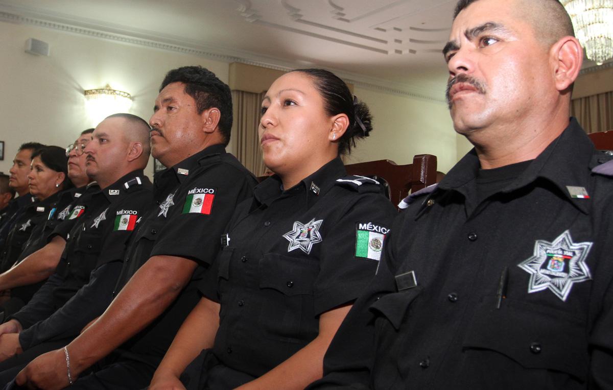 Integrarán a 90 nuevos policías estatales