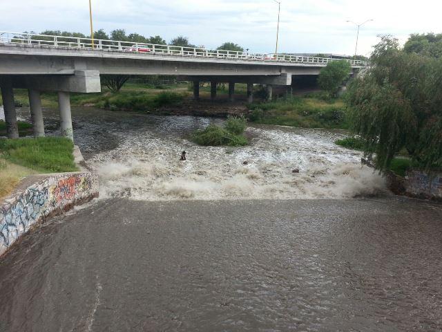 Proponen desviar el río san Pedro