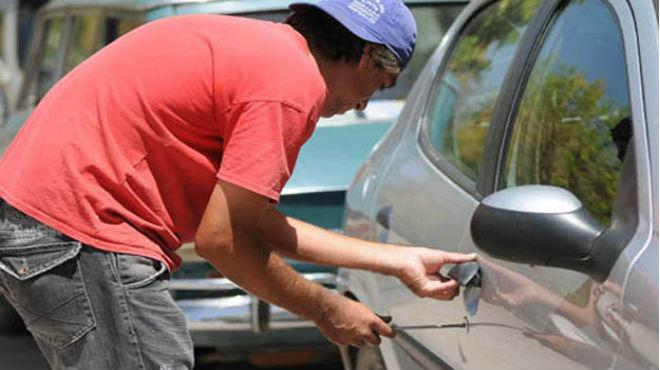 1,200 vehículos robados en lo que va del año