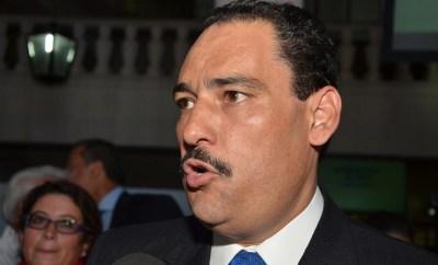 Aprueban diputados amonestación pública para Antonio Martín del Campo