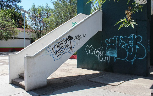 Pega Fuerte el Vandalismo a la Obra Pública: Marco Antonio Licón Dávila