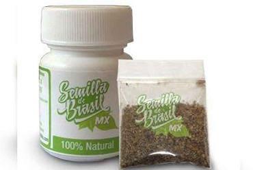 """Cofepris alerta sobre el consumo del producto """"semilla de Brasil"""""""