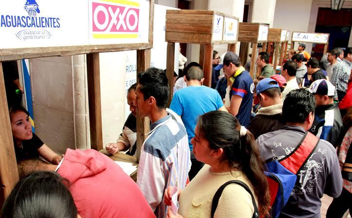 En Aguascalientes Feria Nacional de Empleo para Jóvenes