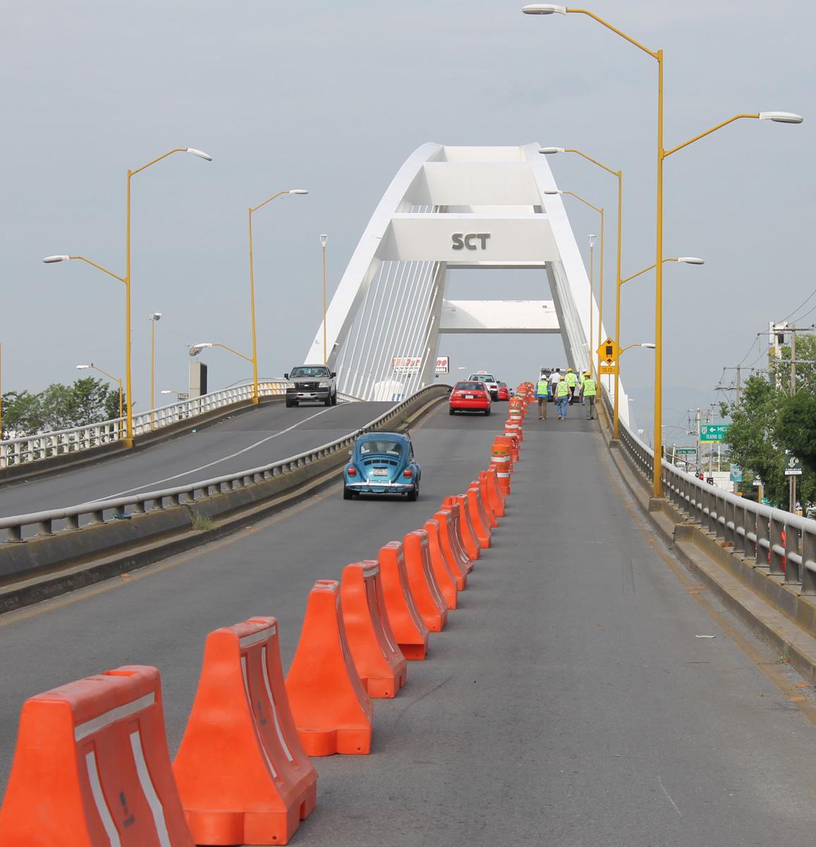 Es Necesario dar Mantenimiento a Puentes Cada Cinco Años: Marco Antonio Hermosillo