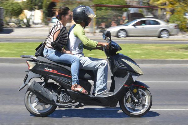 En Aguascalientes la presunción de inocencia no aplica para los motociclistas
