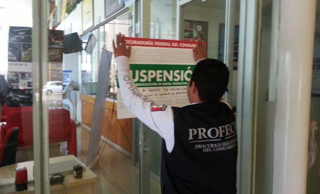 Sanciona PROFECO agencias de viajes y tiendas