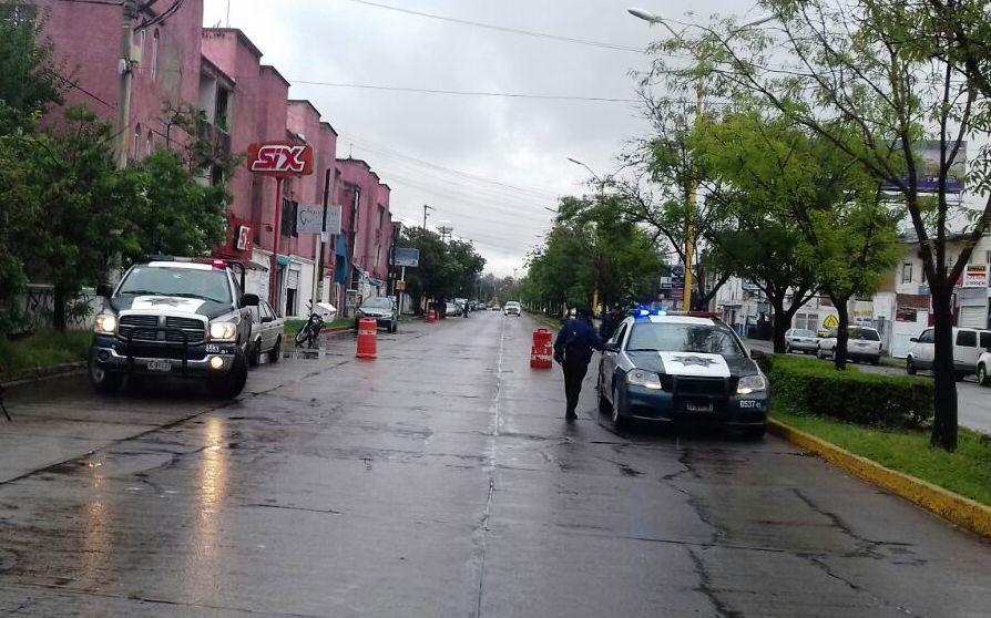 Accidentes viales se incrementan hasta 15% en temporada de lluvias: Benavides