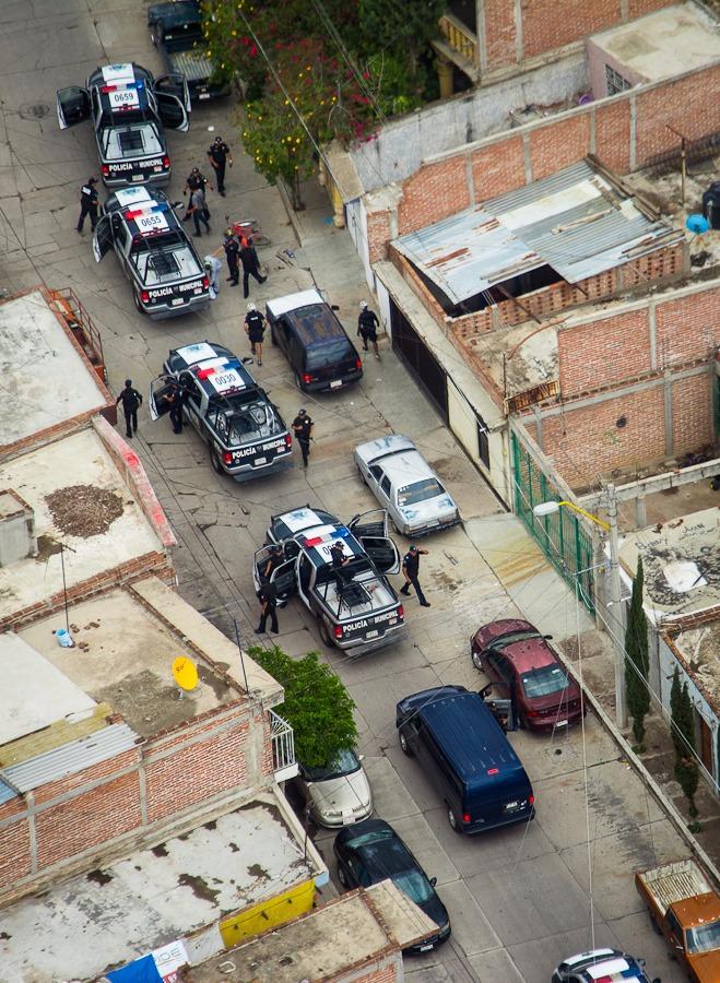 Semáforo Delictivo prende focos rojos para Aguascalientes