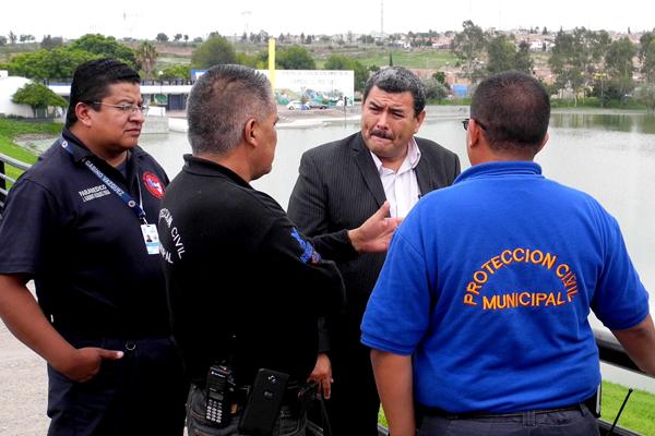 "Protección Civil Municipal, en Alerta por Huracán ""Franklin"""