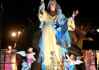 Aguascalientes celebra la Romería en Honor a la Virgen de la Asunción