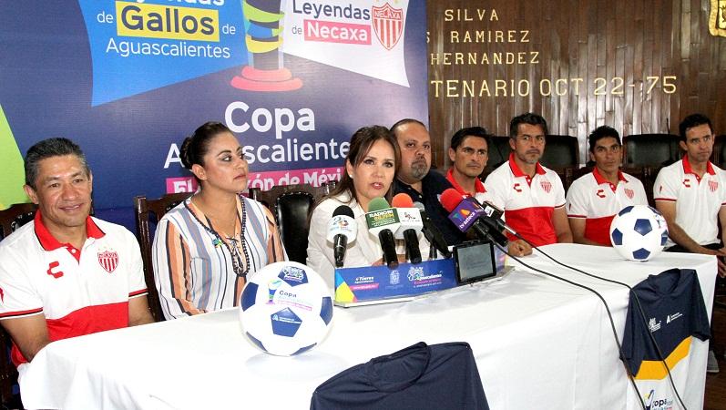 El Gobierno Municipal Alista la Magna Inauguración de Copa Aguascalientes