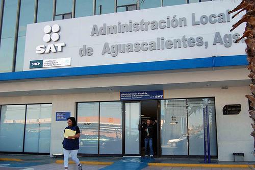 Perdona SAT más de 388 millones en impuestos en Aguascalientes