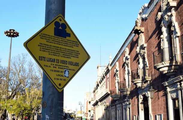 No Funcionan 30 de 90 Cámaras de Videovigilancia que hay en la Ciudad