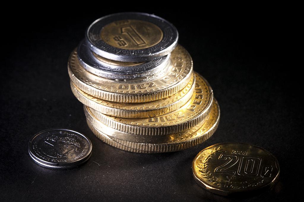 Detectan en Aguascalientes la circulación de monedas falsas