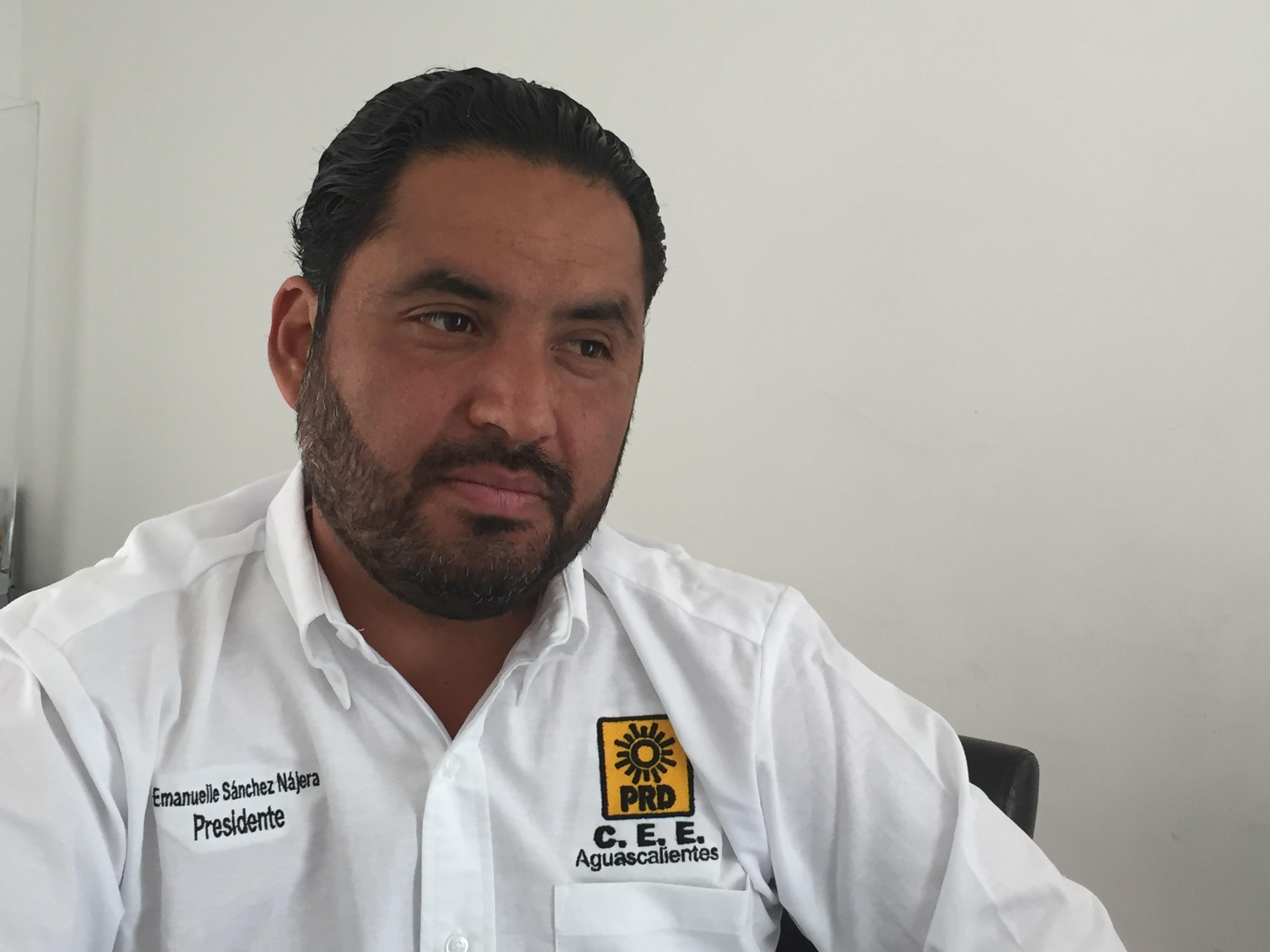 Recolección de Firmas de Politik Millennial y José Luis Morales no Tiene Validez: PRD