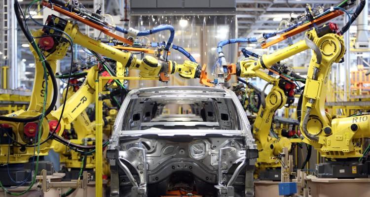 Nissan Mexicana en Aguascalientes inició paros técnicos