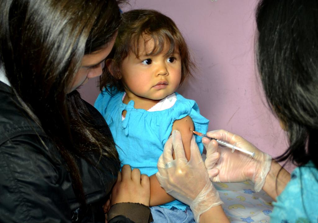 Este lunes inicia la aplicación de la vacuna contra la influenza