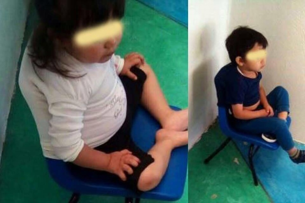 "VIDEO Graban a maestras de Cendi ""Kyngo"" dando malos tratos a bebés"