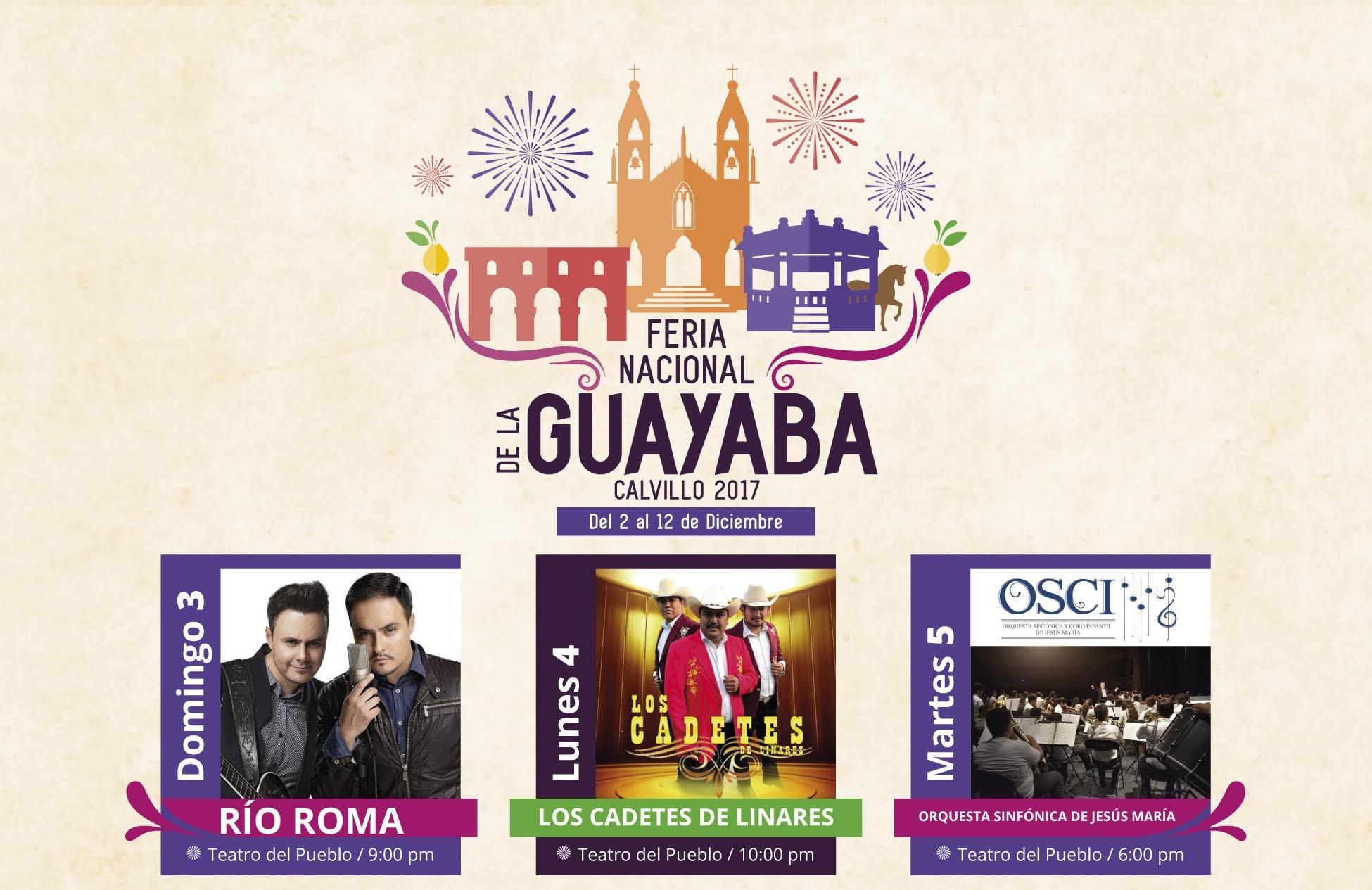 Feria Nacional de la Guayaba dejó una derrama de 10 millones de pesos