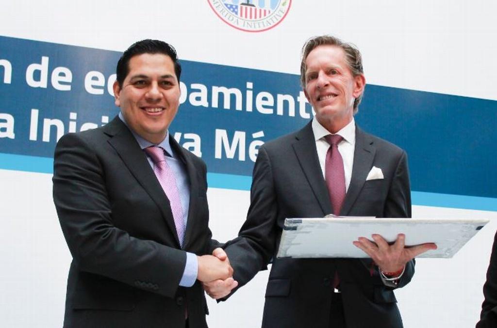 VIDEO Embajada de EU donó tecnología a Poder Judicial de Aguascalientes