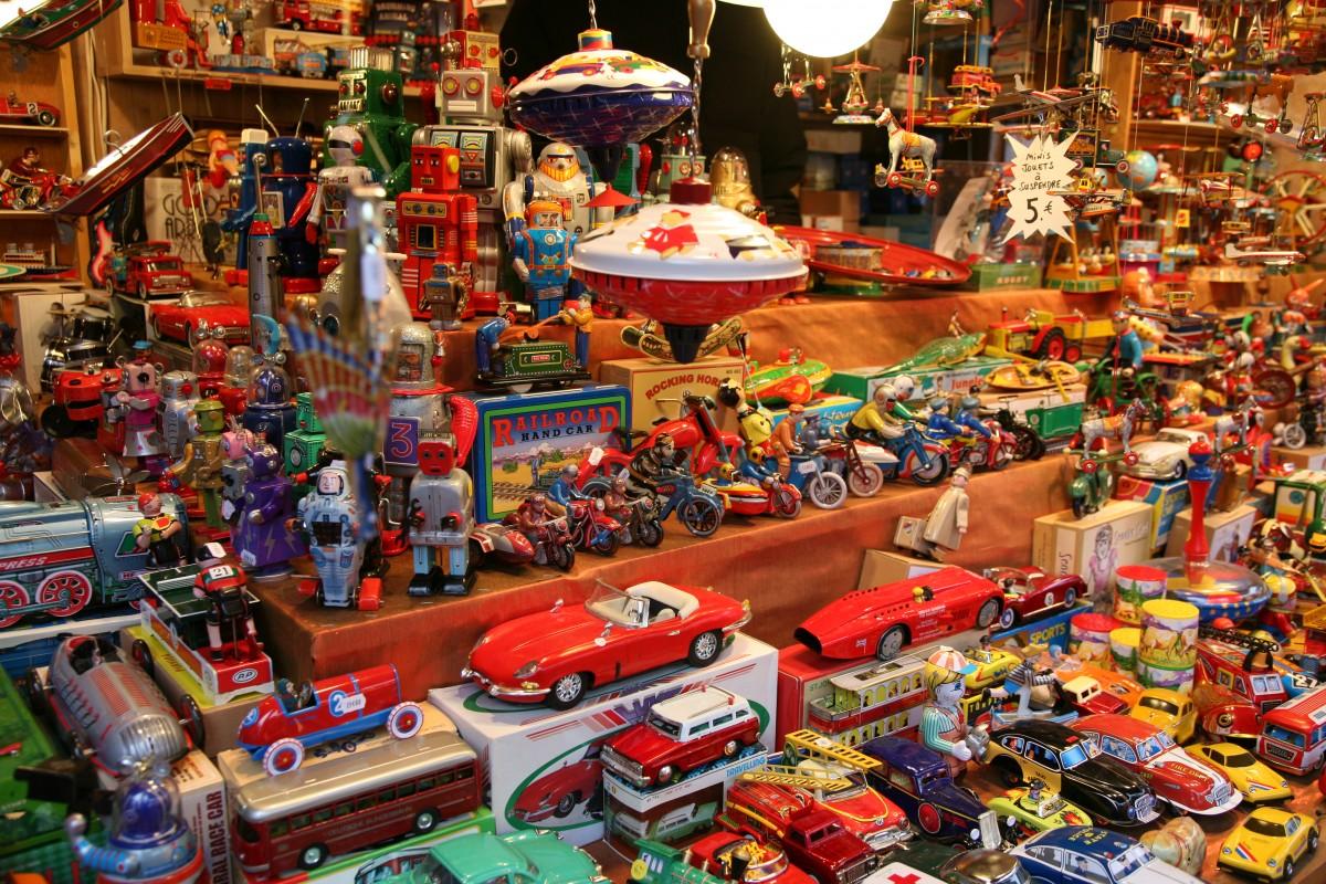 Alertan de juguetes peligrosos para niños