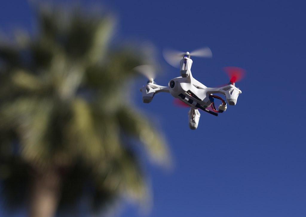 Utilizarán drones para el monitoreo de construcciones