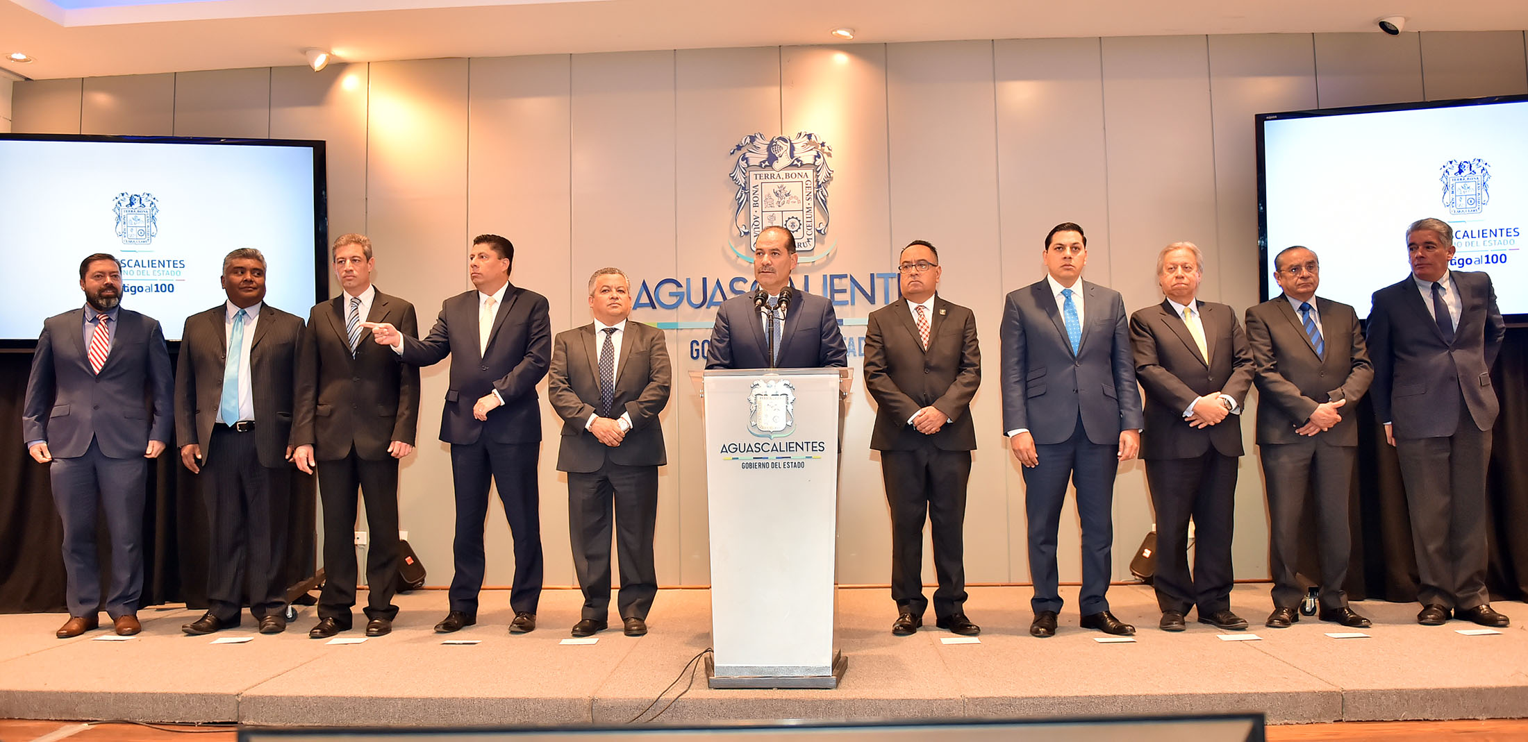 Este viernes Segundo Informe de Gobierno de Martín Orozco