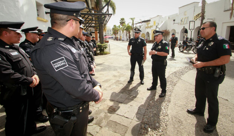 Van 1,800 detenidos en la FNSM
