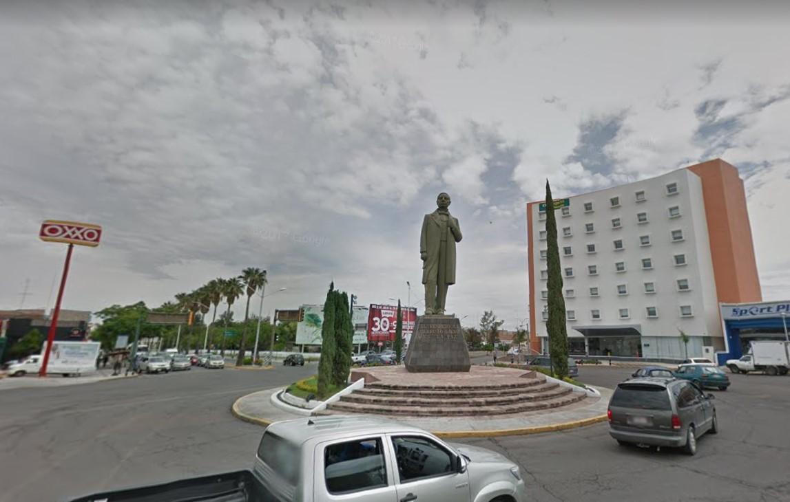 Cerrarán las vialidades alrededor de la glorieta a Juárez por festejos