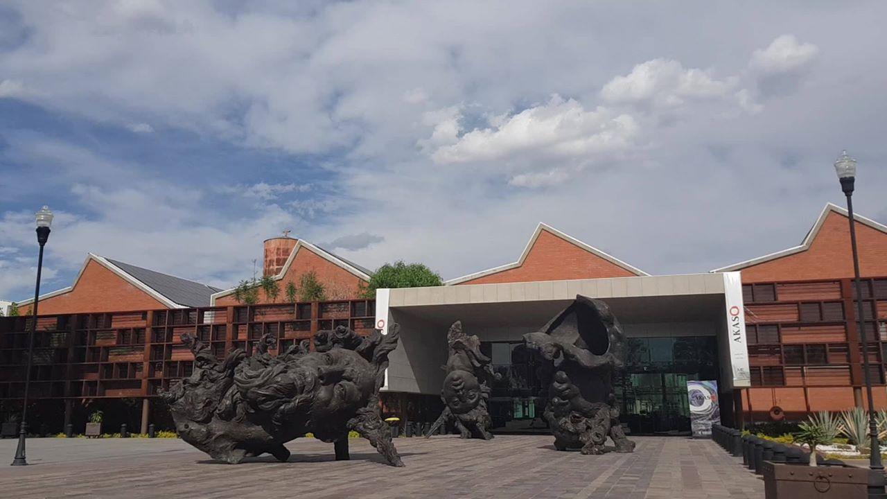Llegará Javier Marín al Museo Espacio
