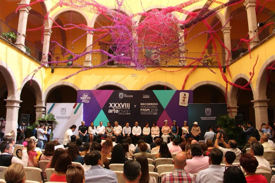 Premian a los ganadores del 38 Encuentro Nacional de Arte Joven