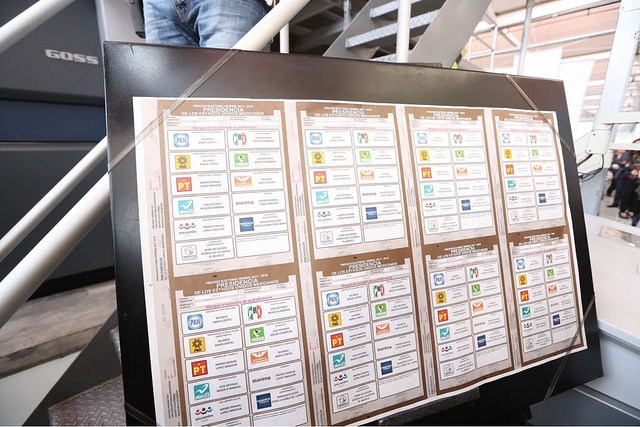 Boletas electorales costarían menos de 2 millones para Aguascalientes