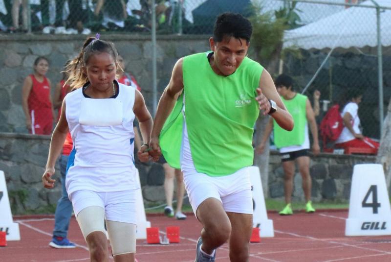 Deportistas de Aguascalientes destacan en Paralimpiada Nacional 2018