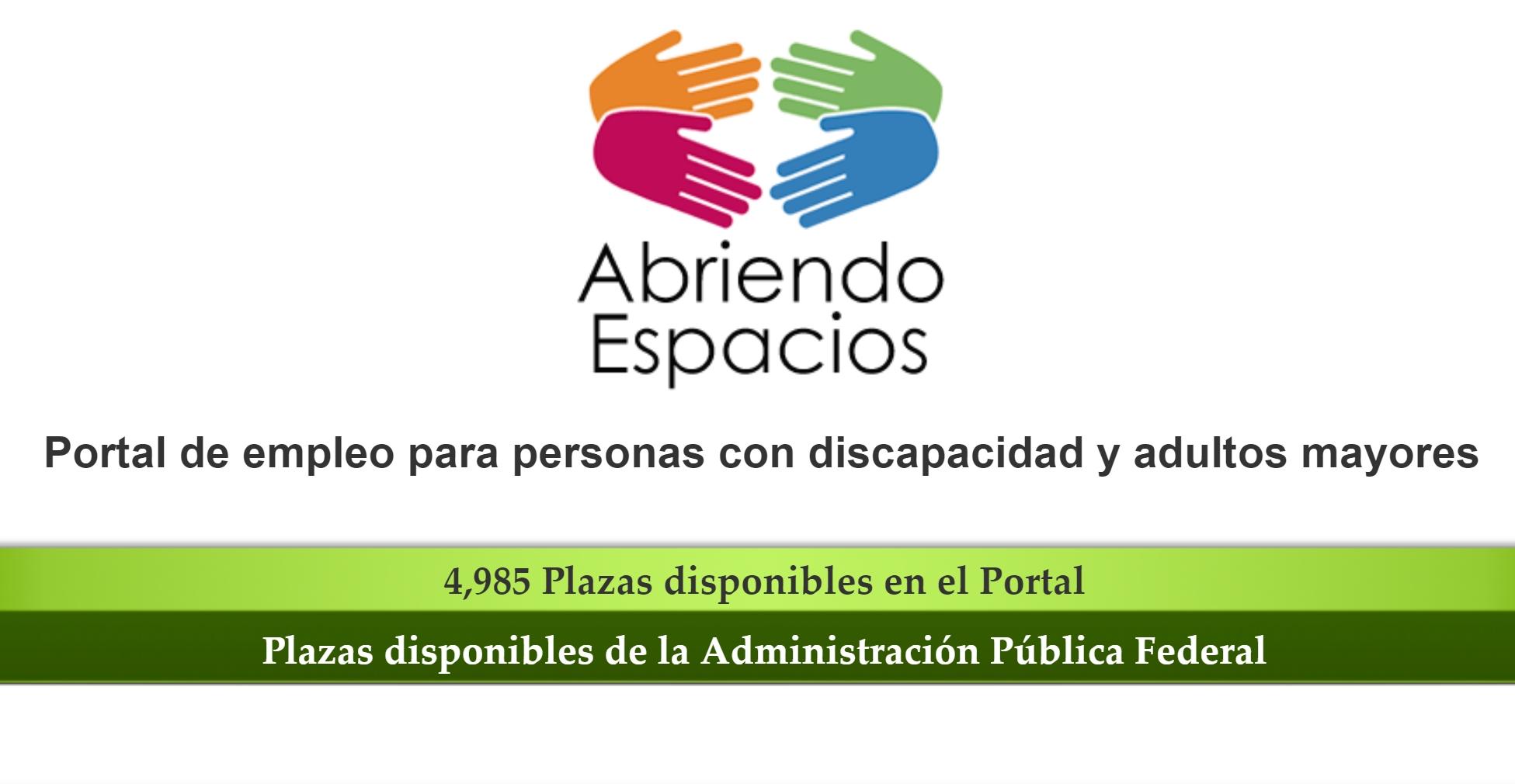 Habrá Feria de Empleo para discapacitados y personas de la tercera edad